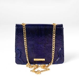 Gorgeous Kika in Berry Blue Python