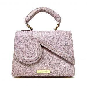 Kristen Mini in Lavender Calf Skin